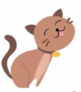 chat qui tire la langue